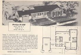 Tri Level House Style by Vintage House Plans 12h Antique Alter Ego