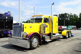 peterbilt show trucks 1994 peterbilt 379 custom rig nexttruck blog u0026 industry news