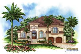 morocco ii home plan weber design group naples fl
