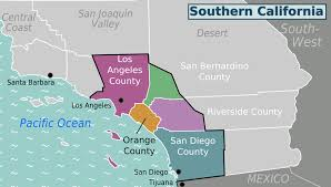 Sigalert San Diego Map by Southern California U2013 Travel Guide At Wikivoyage