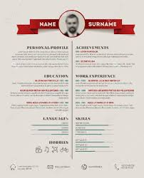 Resume Vector 584 Photo Resume Stock Illustrations Cliparts And Royalty Free