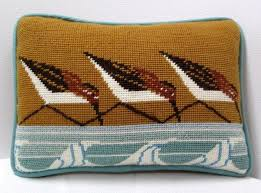 131 best needlepoint pillows images on needlepoint