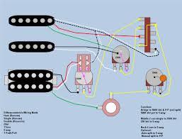 wiring diagram hss push pull wiring diagram jeff baxter strat