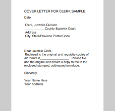 control clerk cover letter 80 images mailroom clerk resume