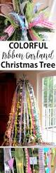 Decorate Christmas Tree Ribbon Vertically by How To Decorate A Christmas Tree With Ribbons In My Own Style