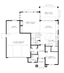 house plans designers cottage lake 5572 4 bedrooms and 3 5 baths the house designers
