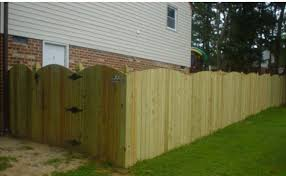 Types Of Backyard Fencing What Type Of Residential Fence Do I Need