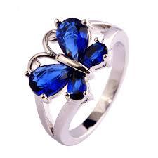 blue butterfly rings images Sjae029 sj alibaba express turkey jewelry eco friendly brass white jpg