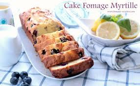 bonoise cuisine cake moelleux aux myrtilles bonoise recettes de cuisine de