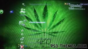 Psp Themes Reggae | ps3 themes weedstation 3 dynamic weed theme