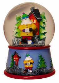 mummer snow globe can you say awesome my island home of