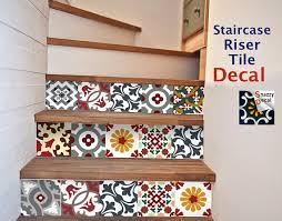 Kitchen bathroom Tile Decals Vinyl Sticker Barcelona Patchwork