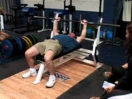 How To Do Dumbbell Bench Press How To Bench Press For Powerlifting Powerlifting University
