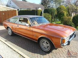 1975 ford mk1 granada 3 0 ghia coupe automotive oddities