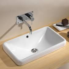 Bathroom Basin Ideas by Rectangular Bathroom Sinks Best Home Furnishing