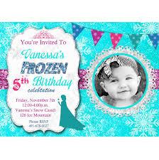 girls printable birthday invitations page 4