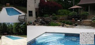 concrete pool deck columbus ohio makeover