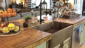 Kitchen Remodeling Ideas Pinterest Brilliant Country Or Rustic Kitchen Design Ideas On Pictures