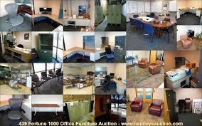 Materion Office Furniture Auction Bentley  Associates LLC - Office furniture auction