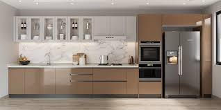 kitchen wall cabinets australia oppein simple brown acrylic single wall kitchen cabinet