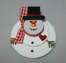 tea light snowman card battery powered tea light color the tip