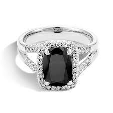 onyx engagement rings hardy black onyx diamond ring