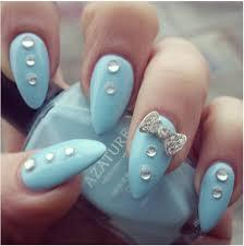 50 cute bow nail art designs be modish