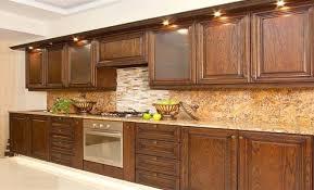 wooden kitchen designs brown wooden kitchen cabinets designs at home design
