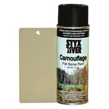 styx river camouflage spray paint 681434 waterfowl blinds at