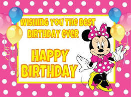 minnie mouse birthday minnie mouse happy birthday quote pictures photos and images for