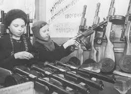culonass on submachine gun