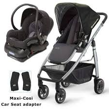 uppababy black friday uppababy cruz stroller with matching maxi cosi car seat and