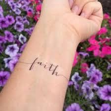 tattoos ideas on christian tattoos small writing