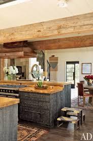 rustic style mountain home cabin design