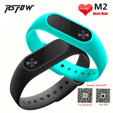 app health bracelet images Rsfow new m2 smart bracelet heart rate monitor bluetooth smartband jpg