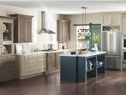 Mixed Kitchen Cabinets Kitchen Cabinets Kitchen Color Ideas With Oak Cabinets And