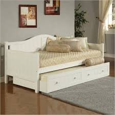 White Daybed With Pop Up Trundle Cool Daybeds With Pop Up Trundle Sofa Bed At The Same Time White