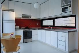 Simple Kitchen Designs Photo Gallery Simple Kitchen With Practical Furniture U2013 Decor Et Moi