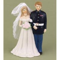 marine wedding cake toppers wedding cake toppers figurines army navy air marine
