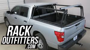 nissan frontier utili track tool box leitner active cargo system bed rack for nissan frontier w utili