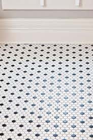 black and white bathroom floor tile with ideas picture 9069