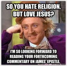 Barrels Meme - love jesus hate religion fr robert barron fires both barrels