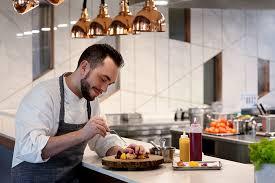 cuisine de chef meet curate s resident chef benjamin halat