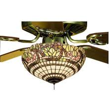 tiffany style ceiling fan glass shades ceiling fans tiffany style and fanlight kits ls beautiful