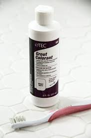 Cleaning White Grout How To Get White Grout Clean Bright Green Door