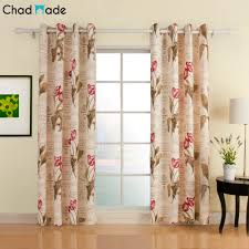 Lined Curtains Online Get Cheap Floral Lined Curtains Aliexpress Com Alibaba Group