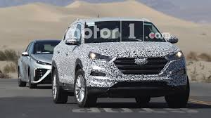 hyundai crossover 2016 hyundai to launch fuel cell crossover in 2018