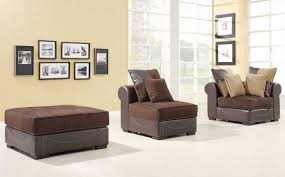 armless modular sectional sofa saving space with modular