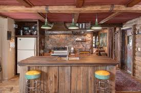 Cabin Kitchen Cabinets Wonderfull Rustic Cabin Kitchen Cabinets Inspirations Rustic