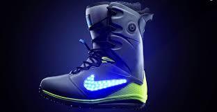 light up snowboard boots nike launch lunarendor quickstrike led boots onboa